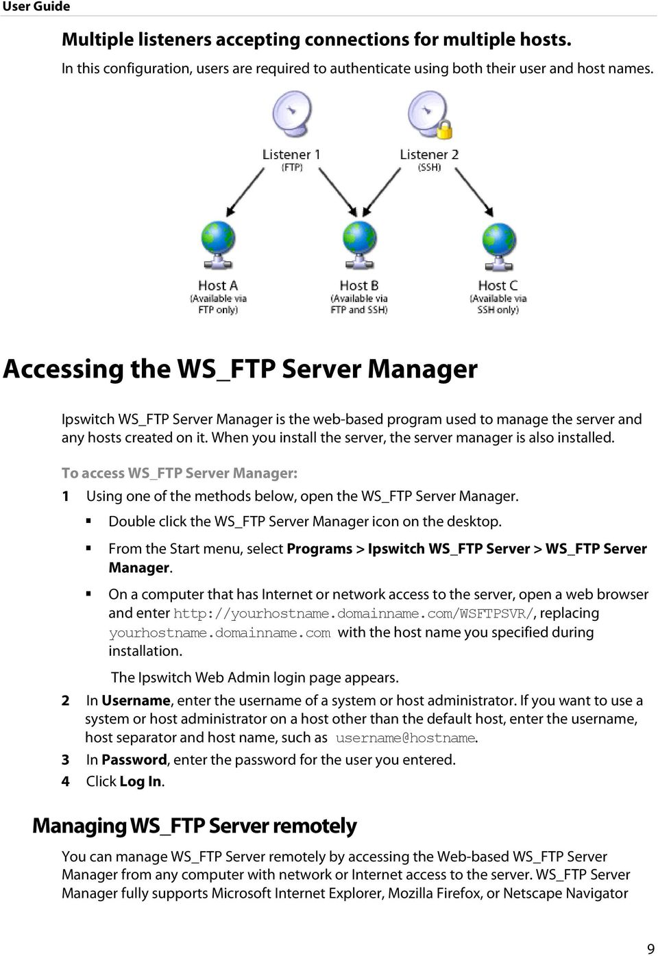 what is ftp server in linux pdf