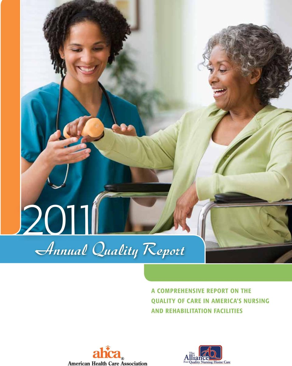 Quality of Care in America s