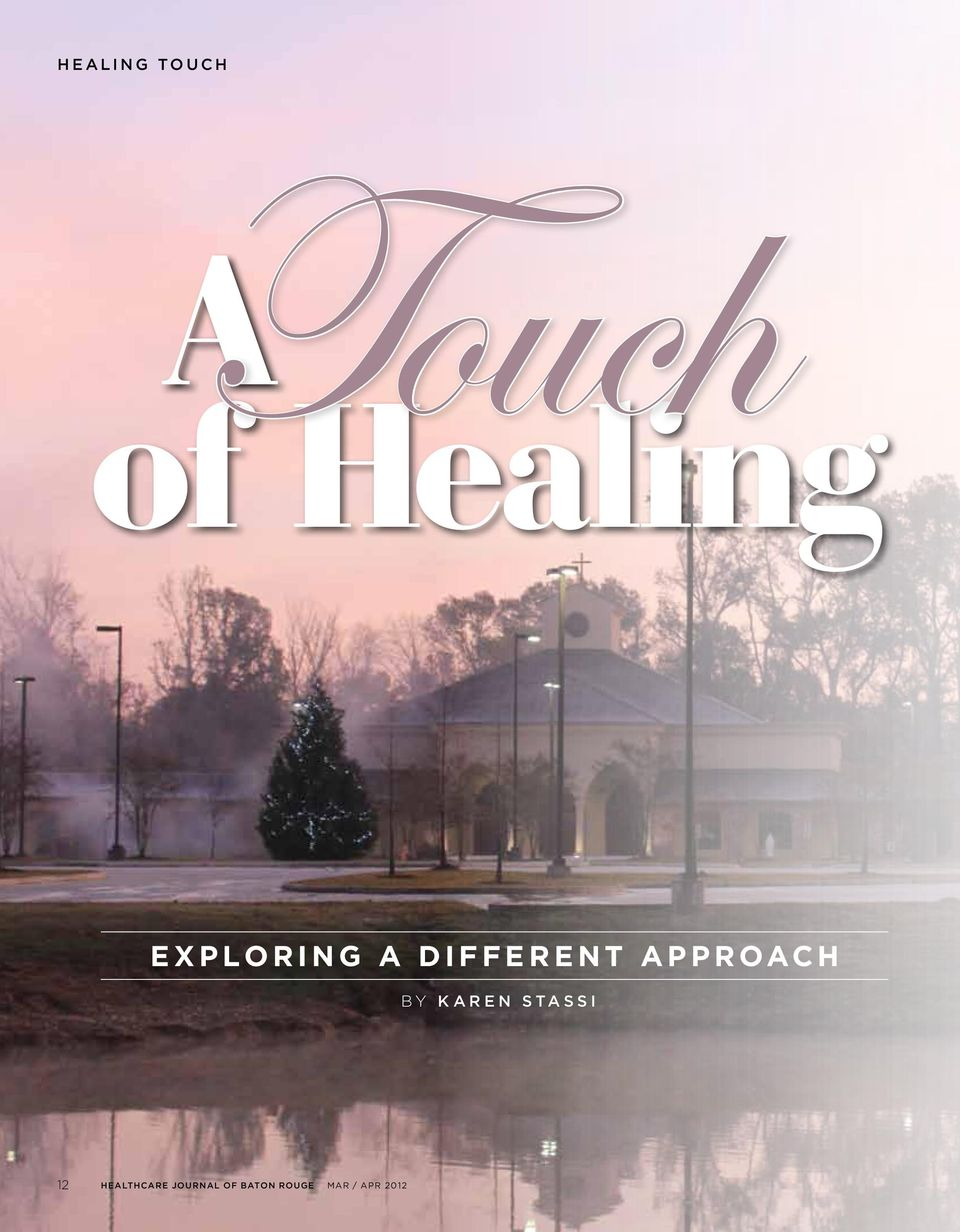 by karen stassi 12 Healthcare