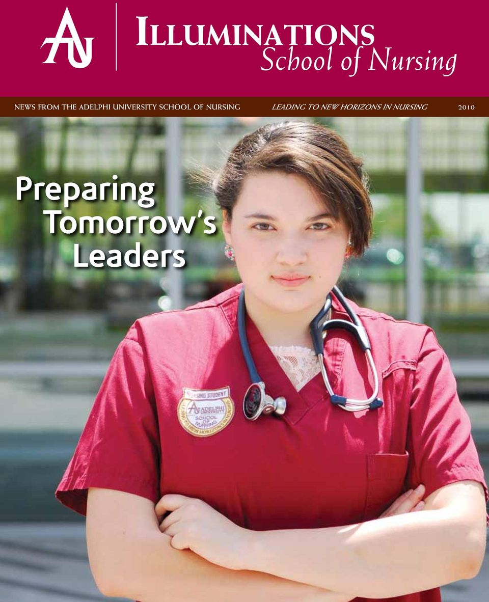 Nursing Leading to New Horizons in