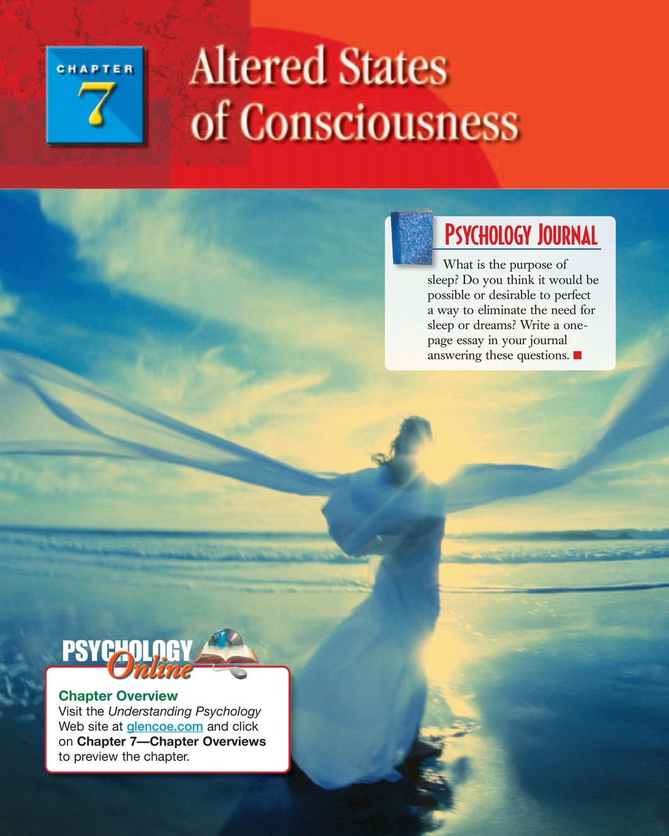 states of consciousness essay Get help on 【 consciousness, waking consciousness, altered states of consciousness, and daydreaming essay 】 on graduateway ✅ huge assortment of free essays & assignments ✅ the best writers.