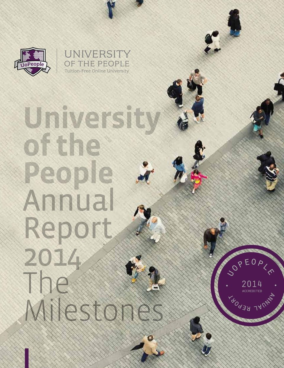 People Annual Report 2014 The