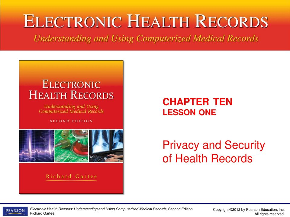 Computerized Medical Records