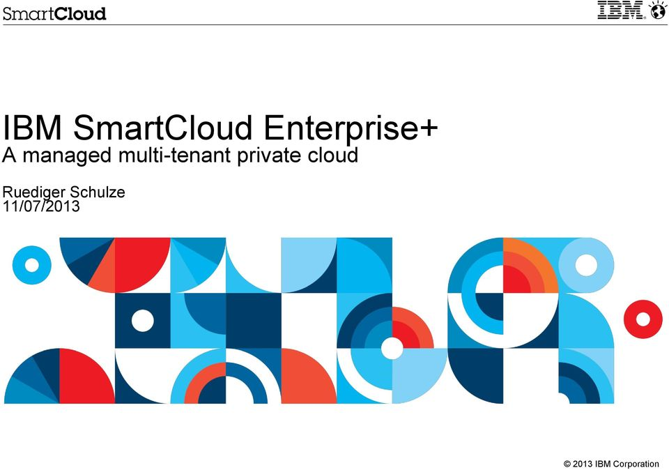 multi-tenant private