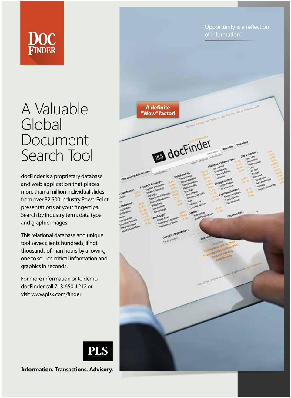 at your fingertips. Search by industry term, data type and graphic images.