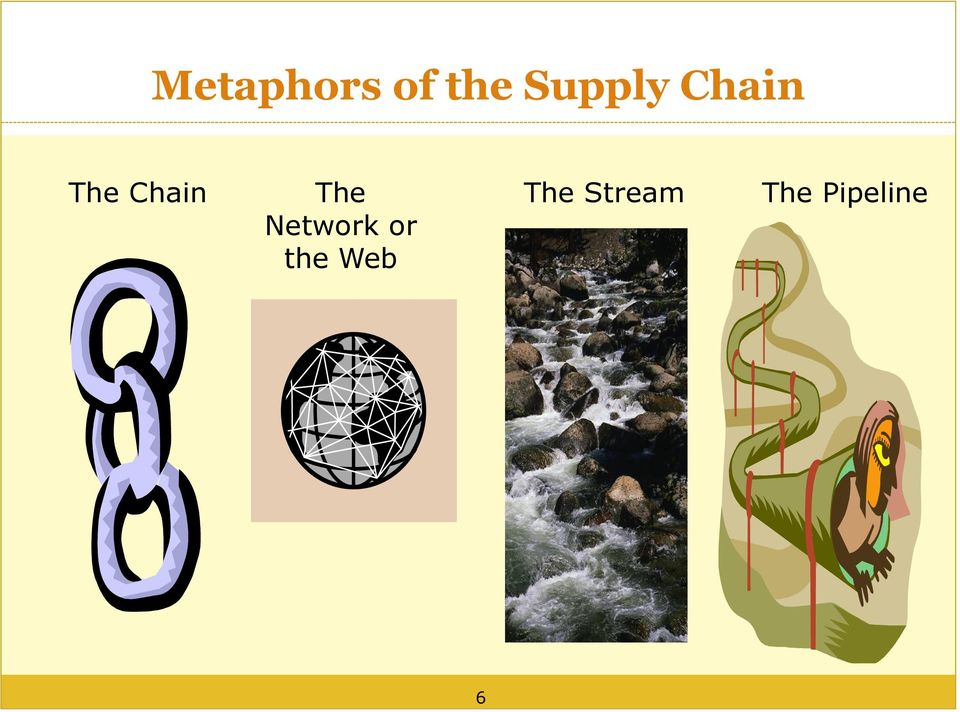 Chain The Network or