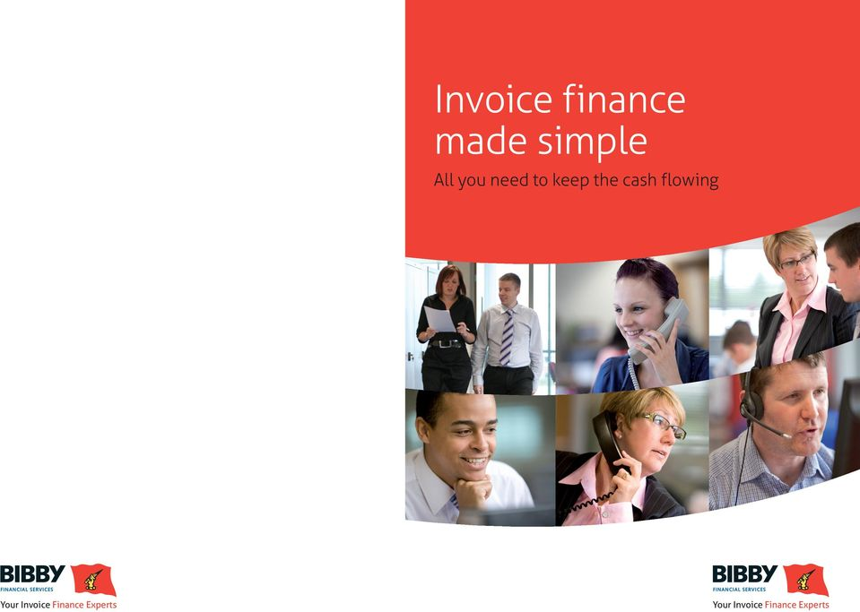 flowing Your Invoice Finance