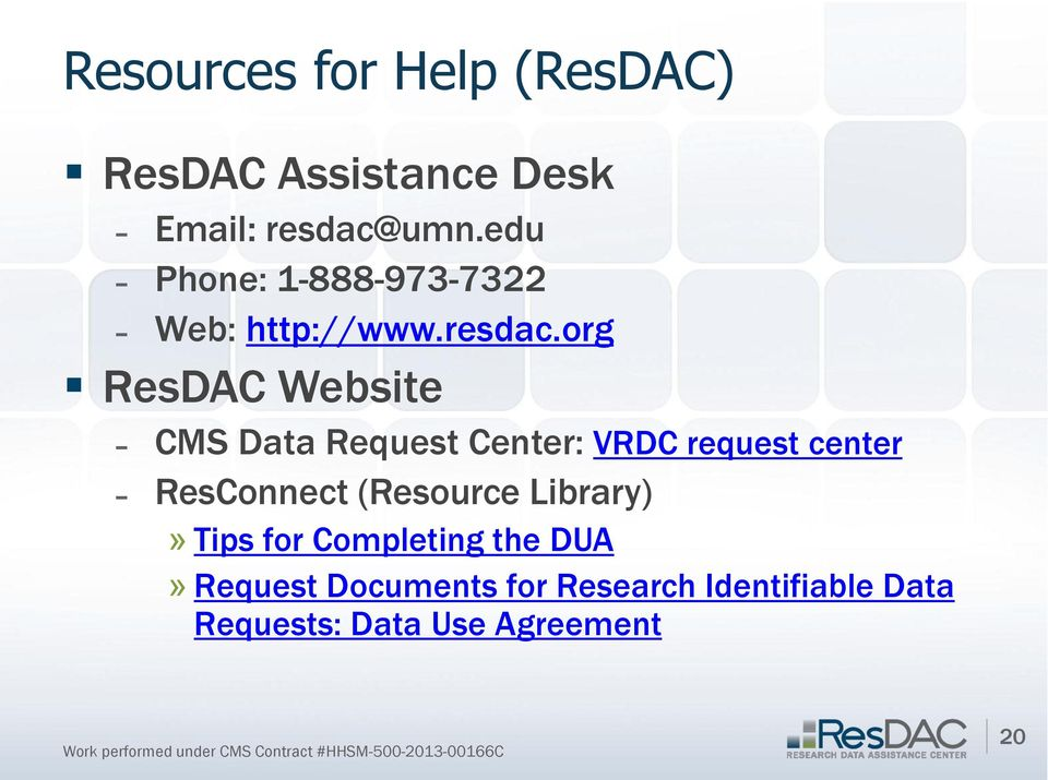 Introduction To The Virtual Research Data Center Vrdc Pdf