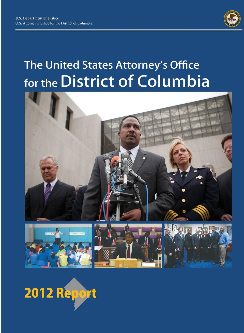 for the District of Columbia 2012 Report U.S.