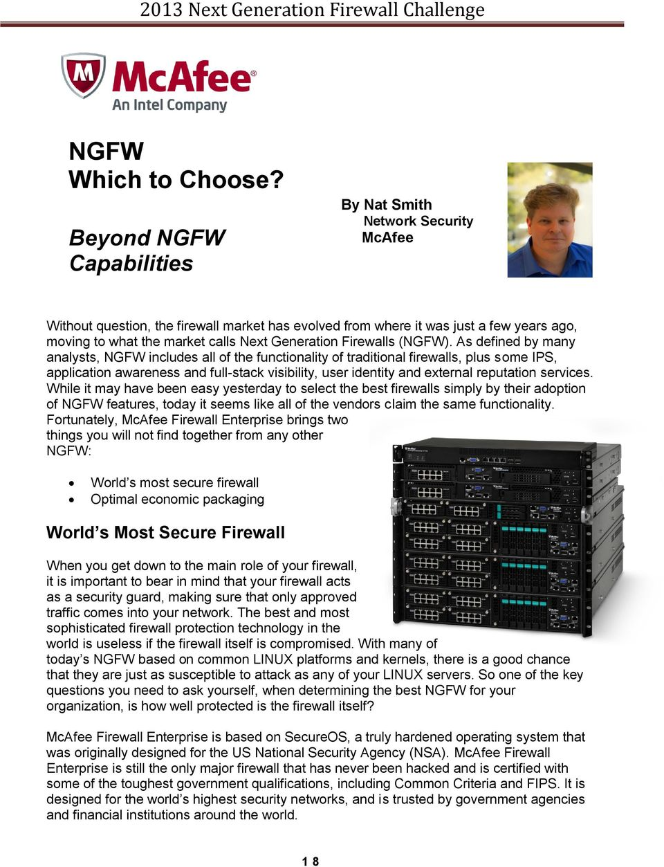 Firewalls (NGFW).