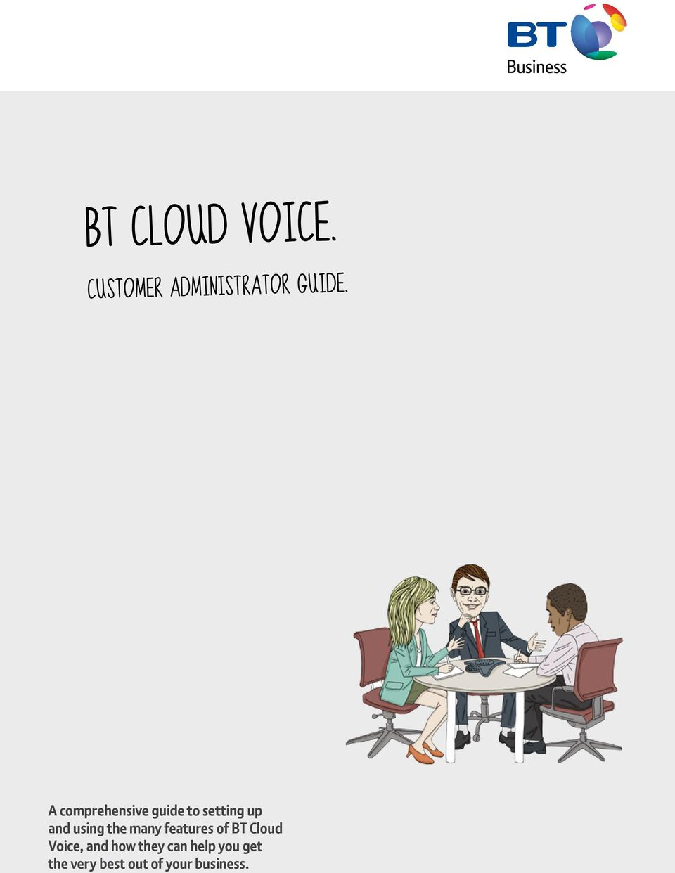 the many features of BT Cloud Voice, and how