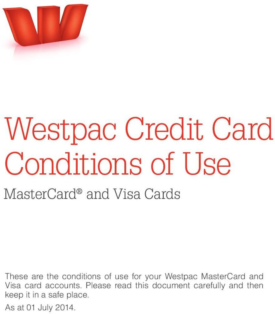 MasterCard and Visa card accounts.