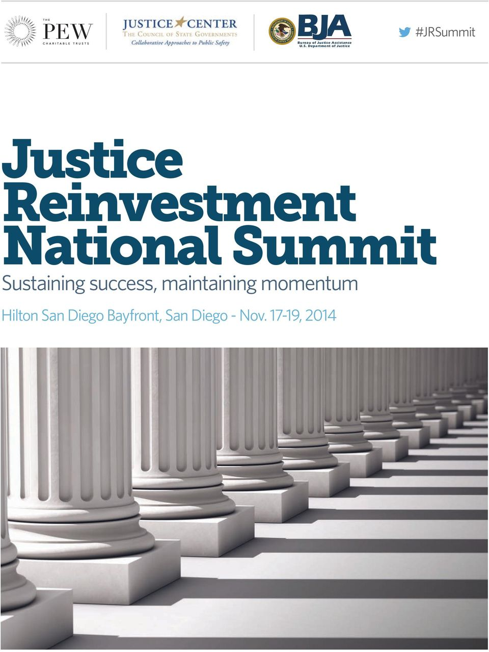 Reinvestment National Summit Sustaining success,