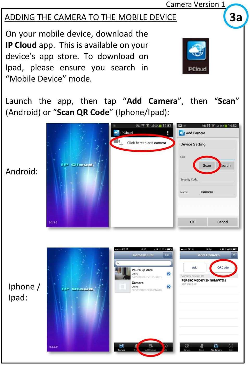 To download on Ipad, please ensure you search in Mobile Device mode.