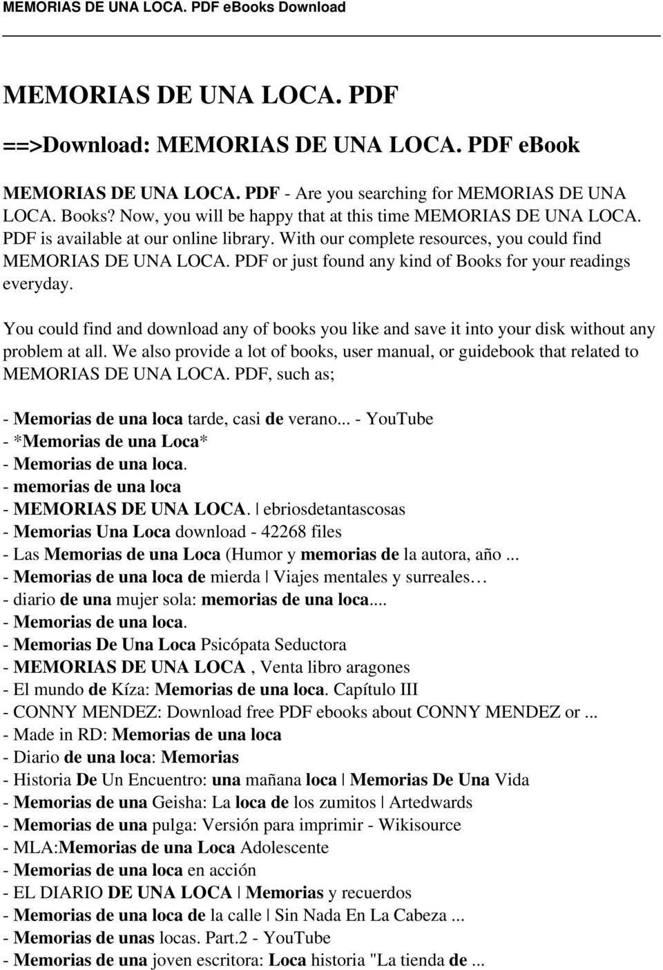 Aventura 2 workbook answers ebook 80 off choice image free ebooks memorias de una loca pdf pdf pdf or just found any kind of books for your fandeluxe Choice Image
