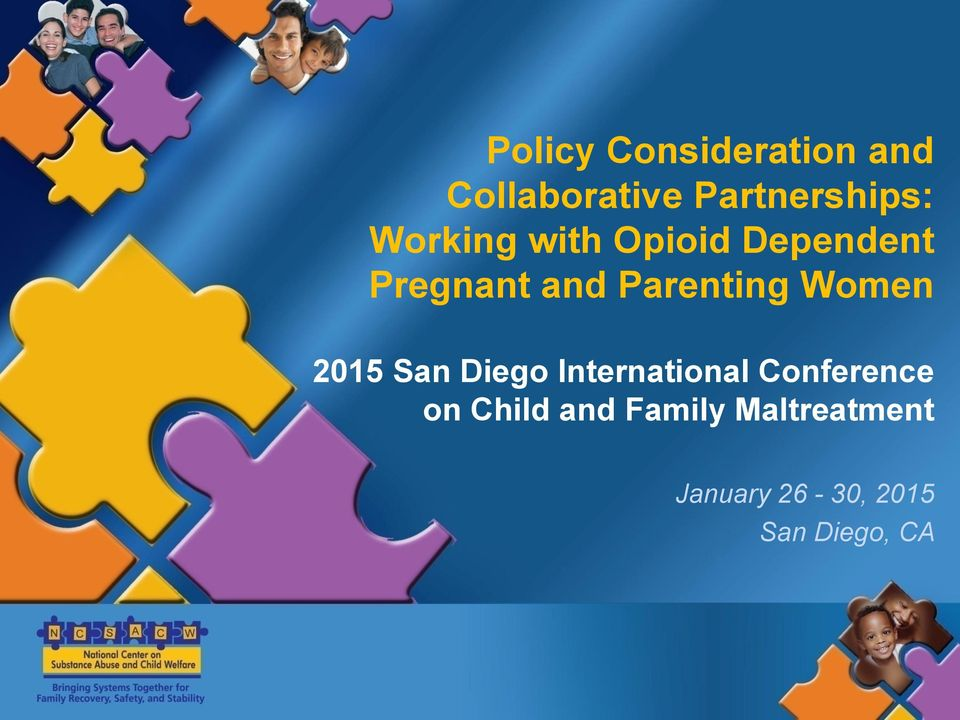 Women 2015 San Diego International Conference on Child