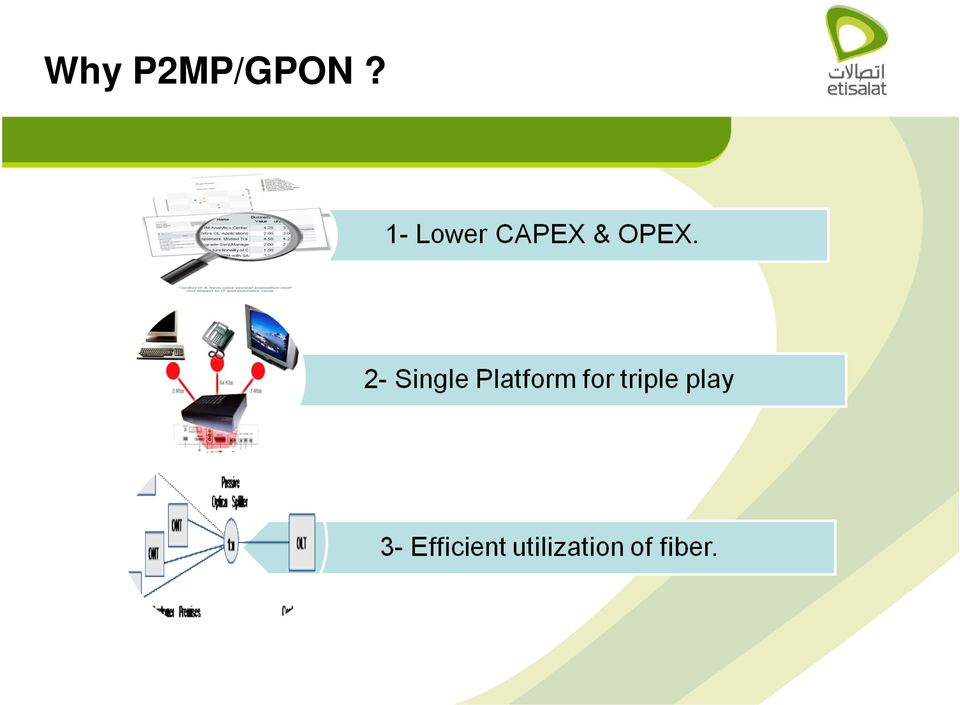 gpon implementation case study