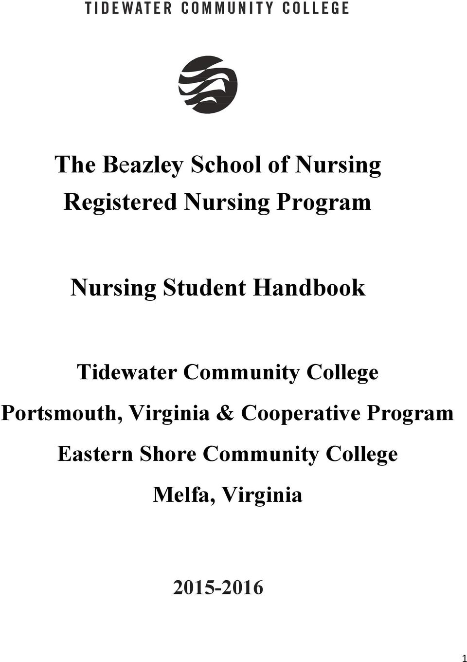 College Portsmouth, Virginia & Cooperative Program