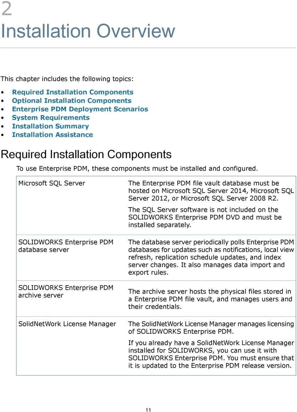 Installation Guide Solidworks Enterprise Pdm Pdf