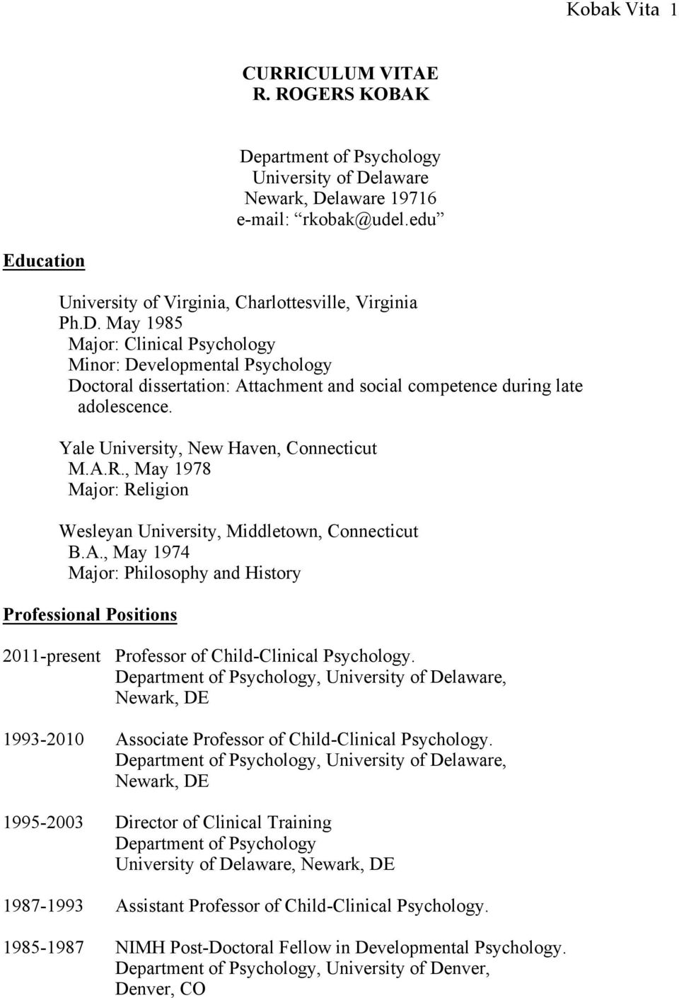 clinical psychology dissertation Year 5 complete dissertation and phd in clinical psychology schedule dissertation defense, advisor requests grad faculty representative p20-21.