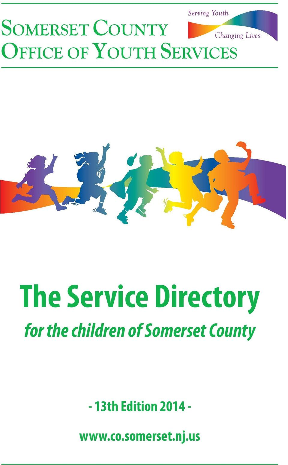 Directory for the children of Somerset