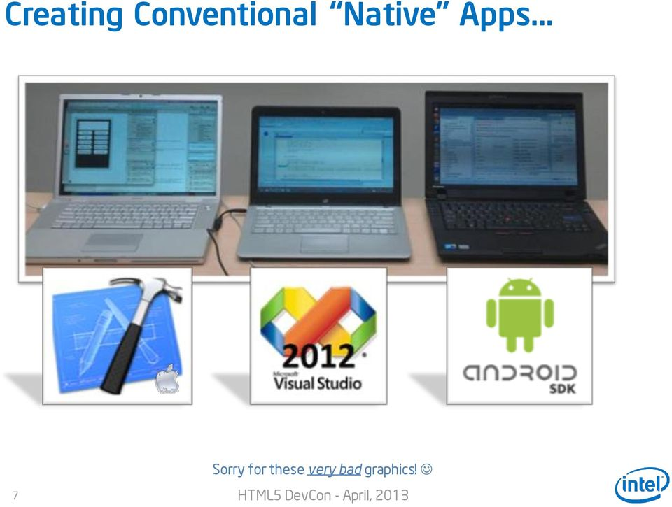 Native Apps Sorry