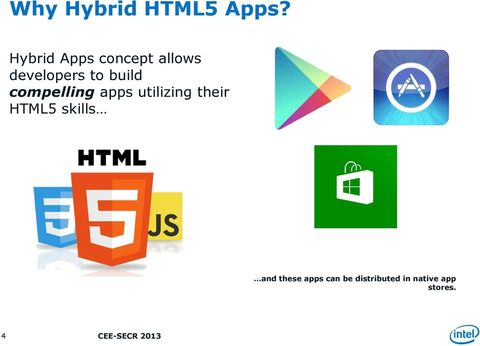 build compelling apps utilizing their