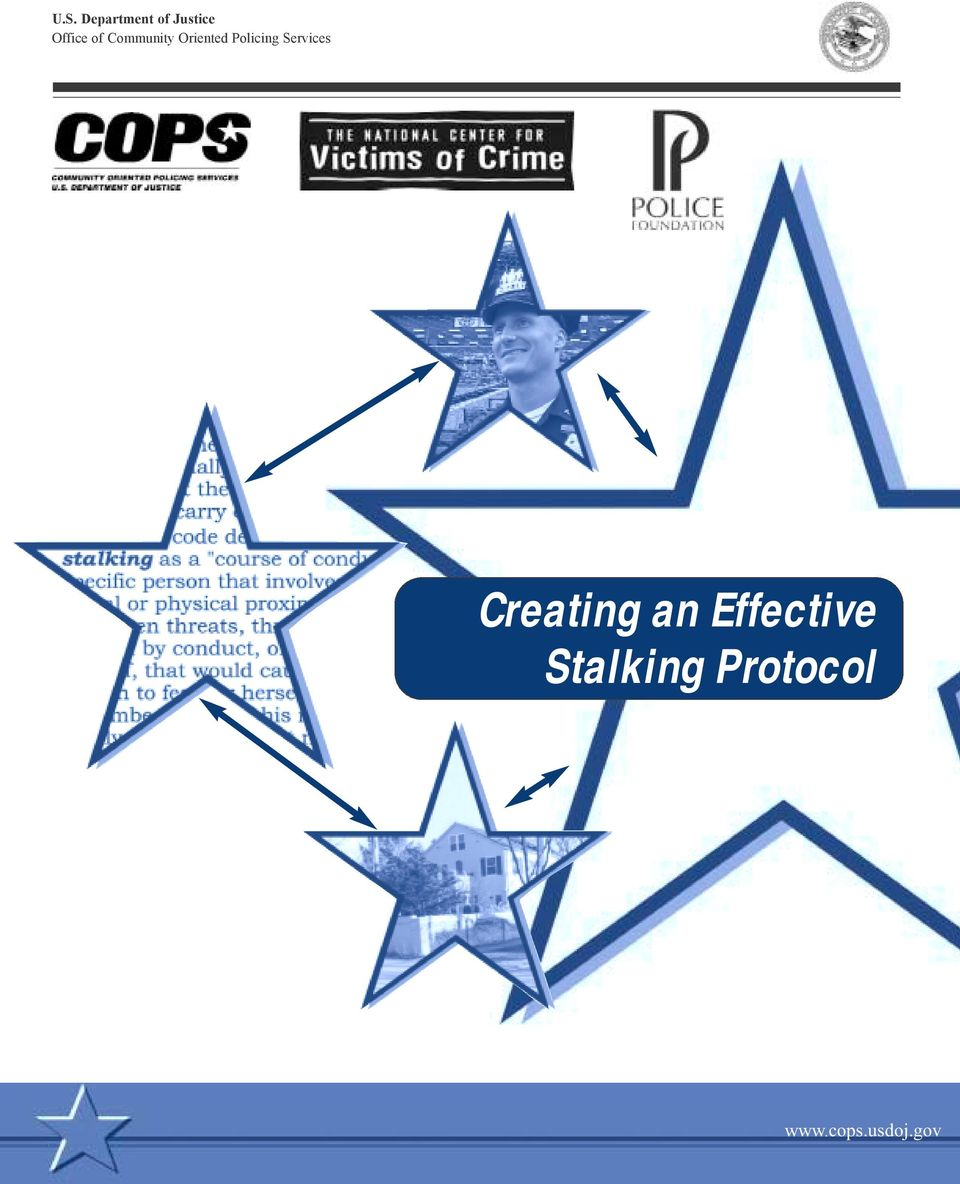 Policing Services Creating an