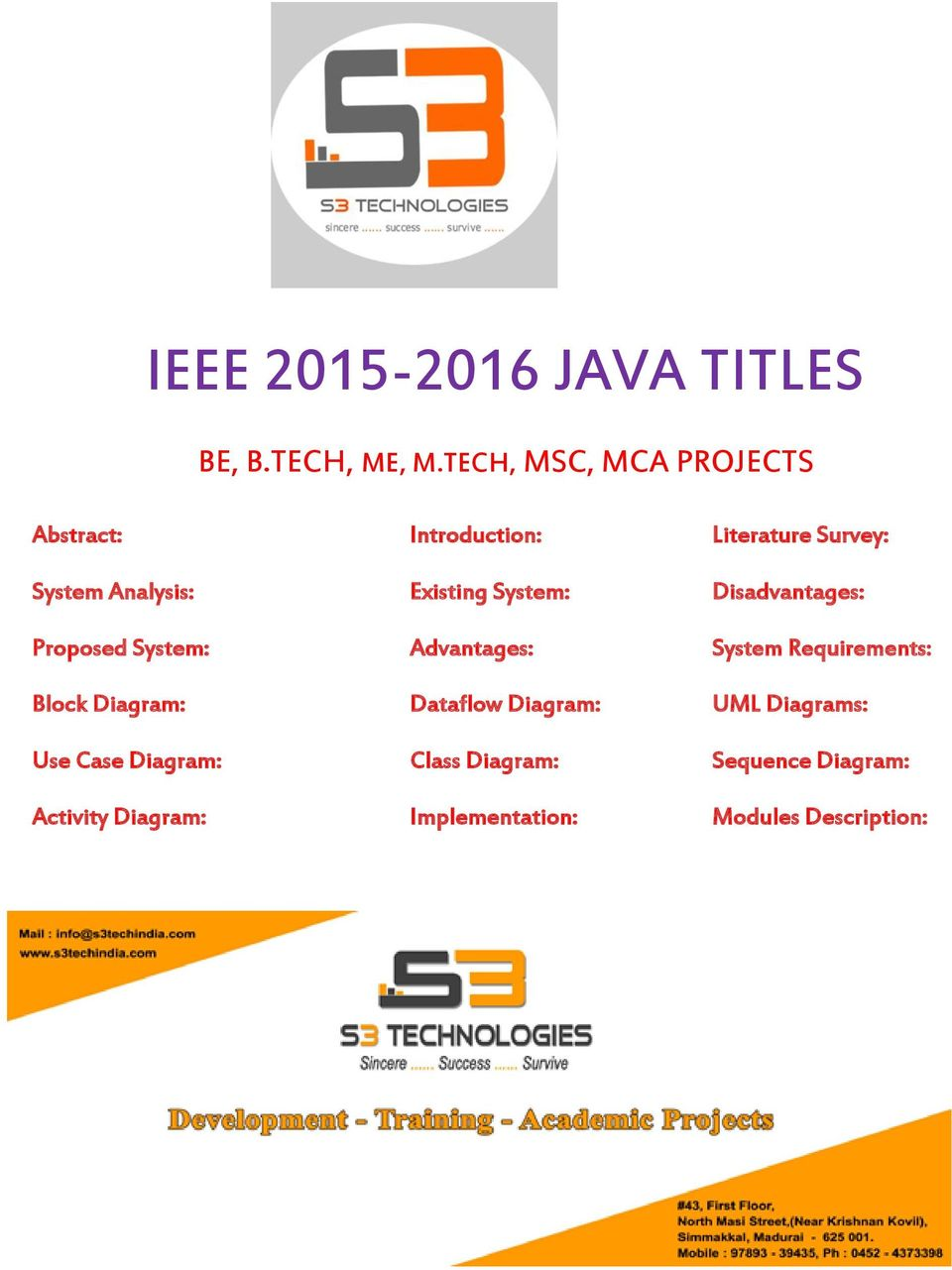 Ieee java titles pdf proposed system advantages system requirements block diagram dataflow diagram uml diagrams ccuart Choice Image