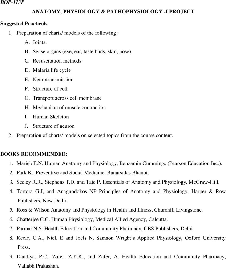 Moderno Anatomy And Physiology In Health And Illness Pdf Ideas ...