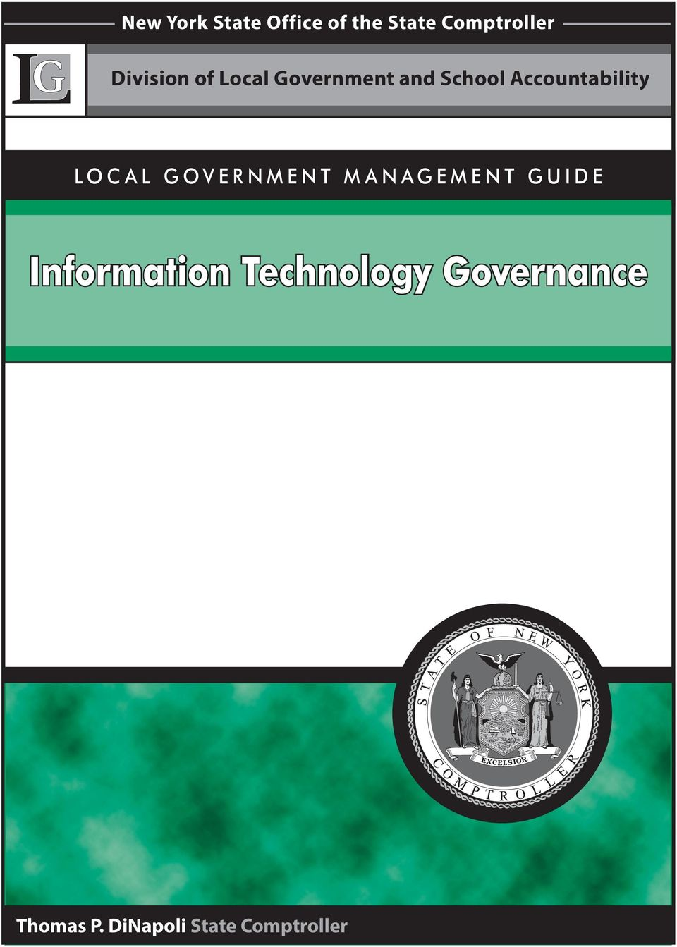 Accountability LOCAL GOVERNMENT MANAGEMENT GUIDE