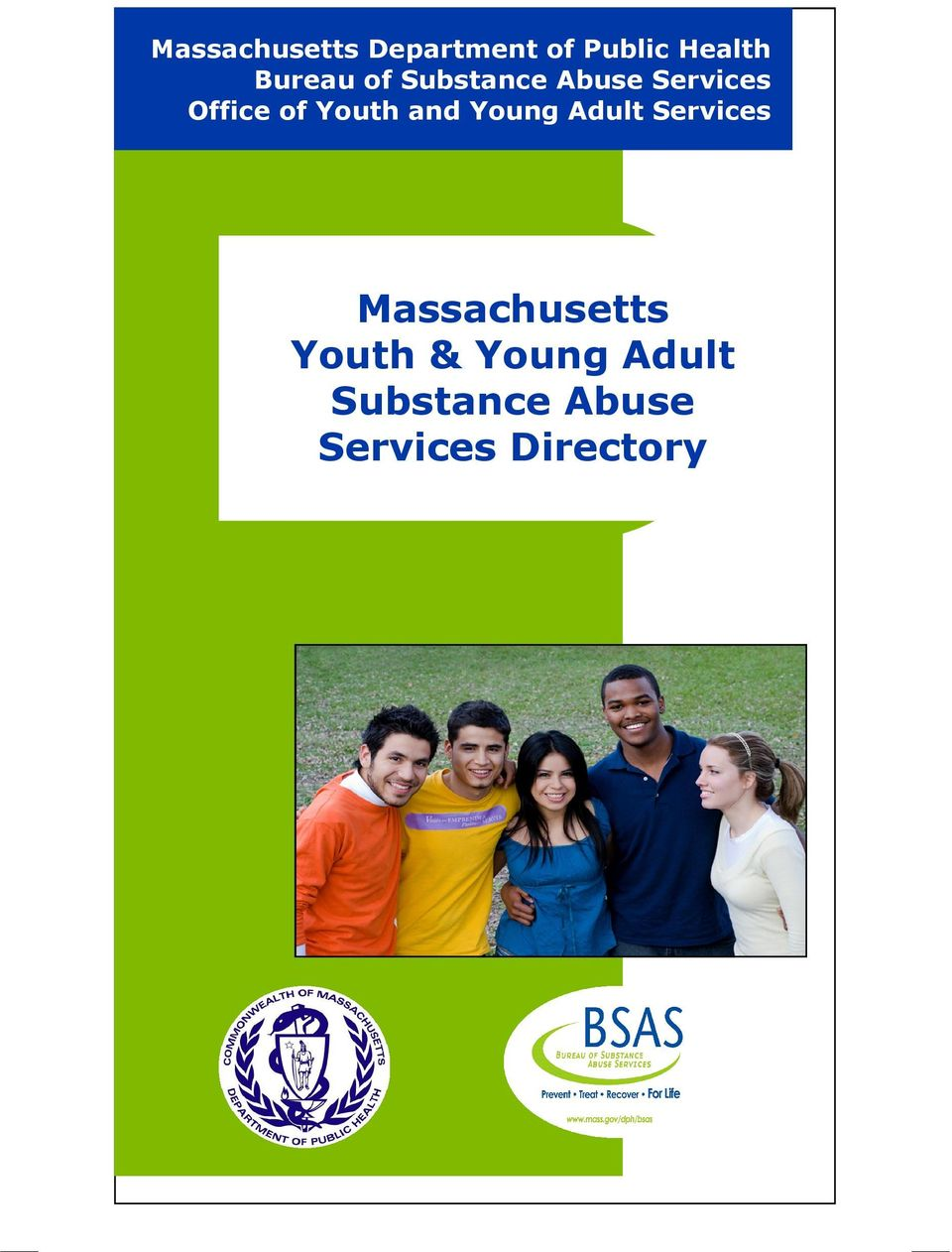 Youth and Young Adult Services Massachusetts