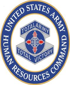 DEPARTMENT OF THE ARMY U.S. ARMY HUMAN RESOURCES COMMAND 1600 SPEARHEAD DIVISION AVENUE DEPT 472 FORT KNOX, KY 40122-5407 Resident Military Education Yes/No List for promotion point status only.