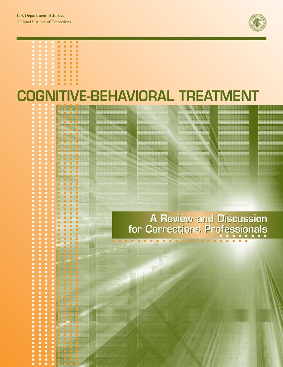 COGNITIVE-BEHAVIORAL TREATMENT A