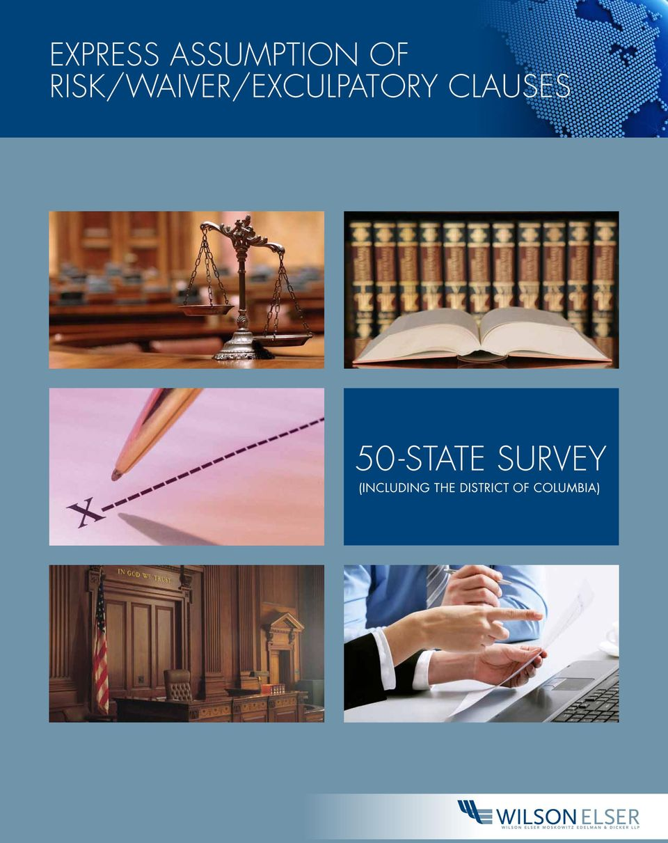 Clauses 50-state survey