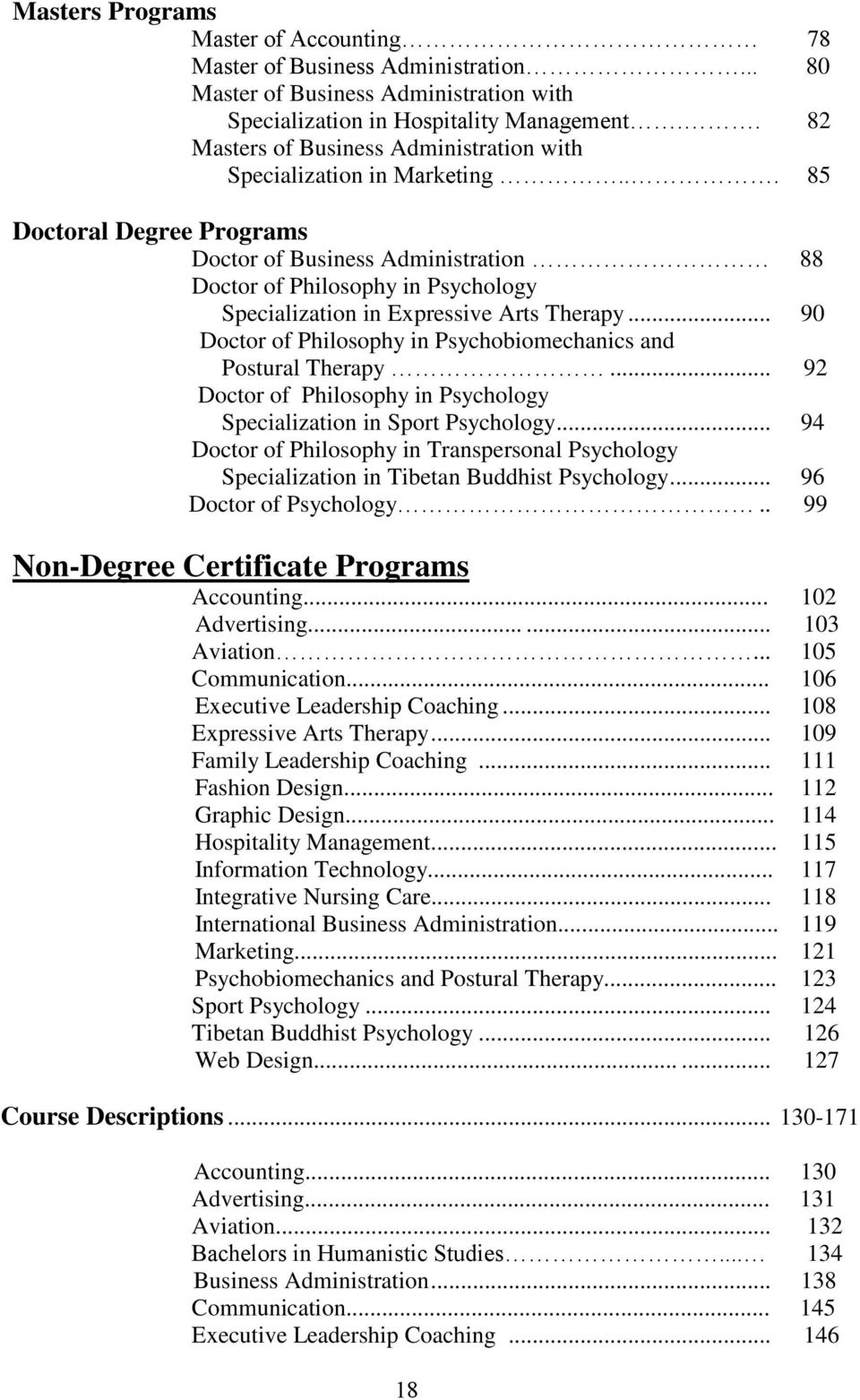 Expressive Arts Therapy Certificate Programs B Bp 2018
