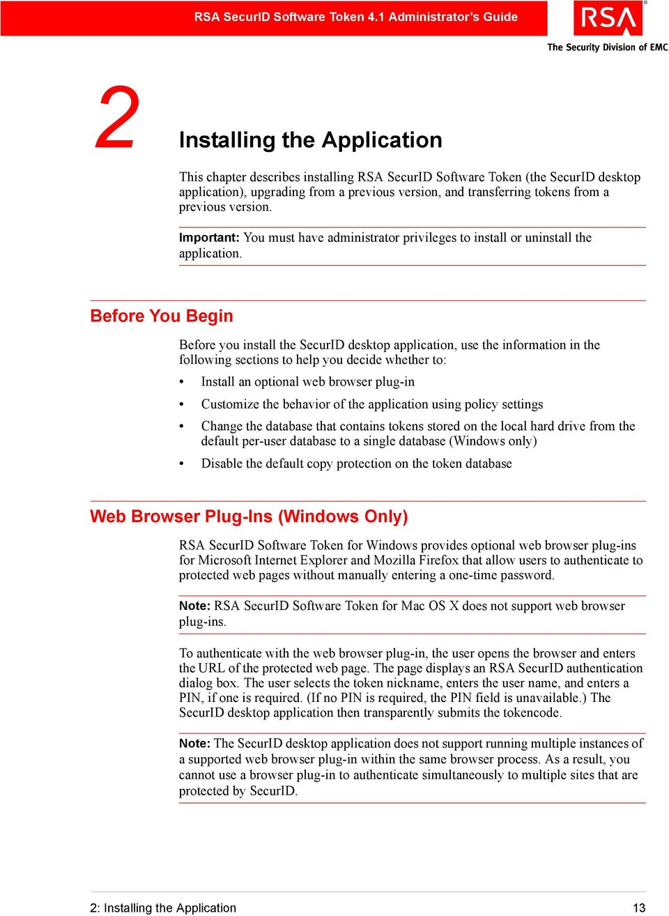 rsa authentication agent installation and configuration guide