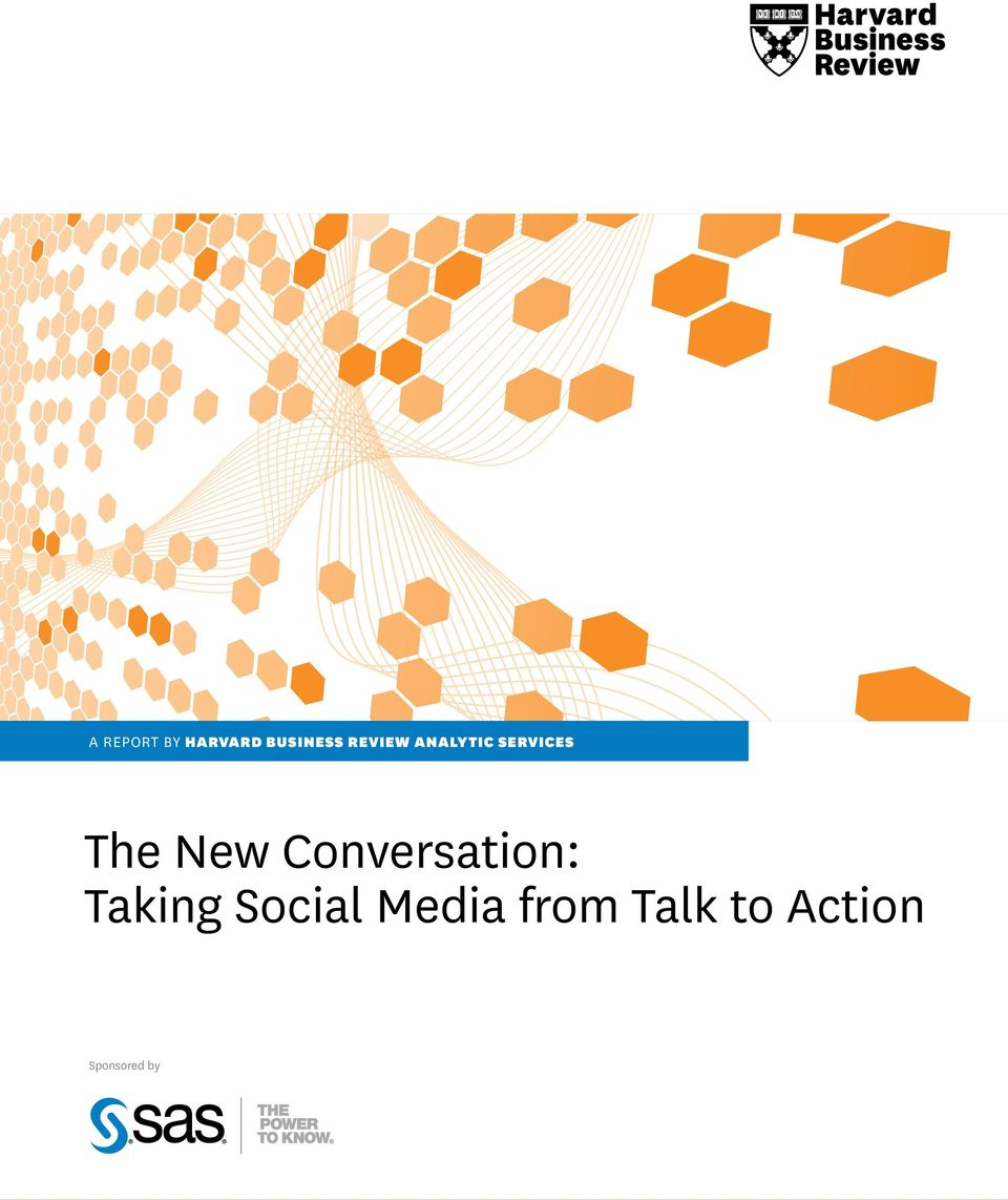 New Conversation: Taking Social