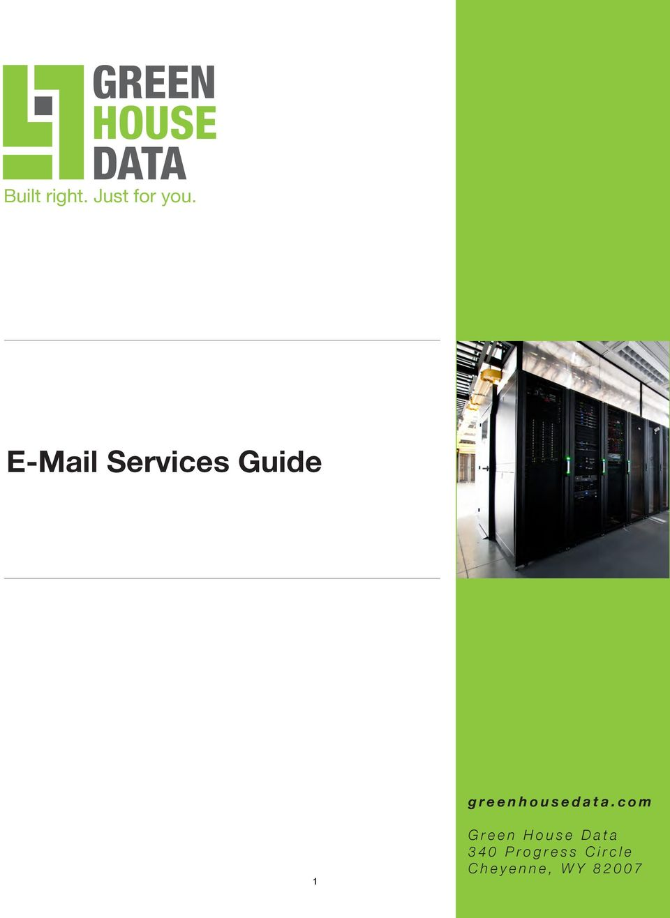 E-Mail Services Guide