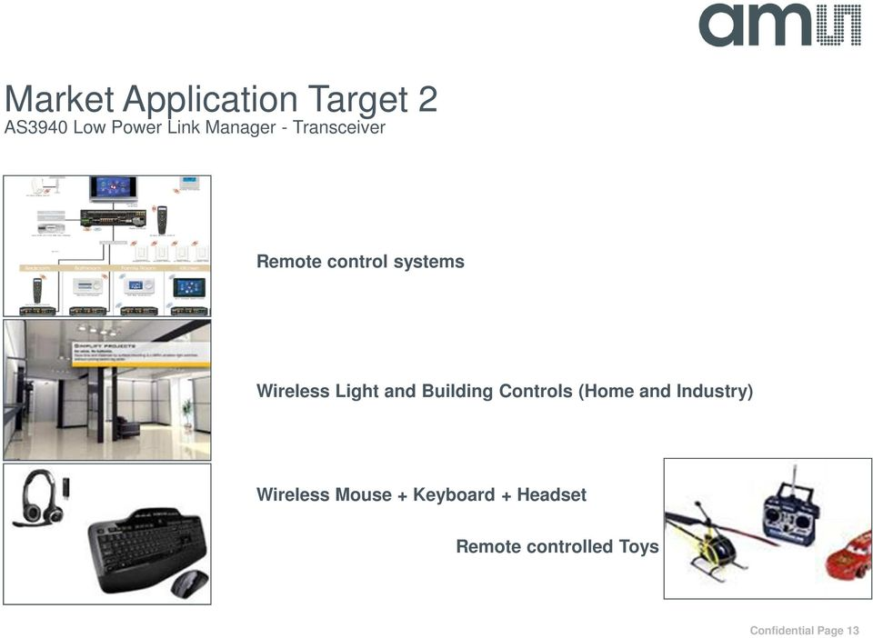Building Controls (Home and Industry) Wireless Mouse +