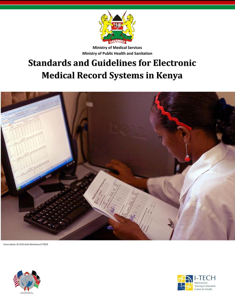 Guidelines for Electronic Medical Record