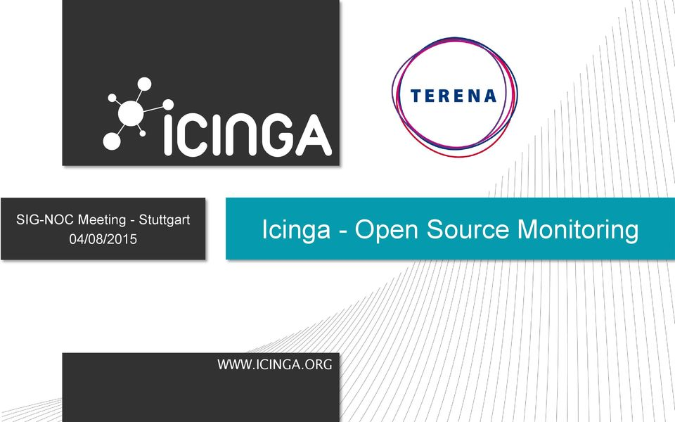 Icinga - Open Source