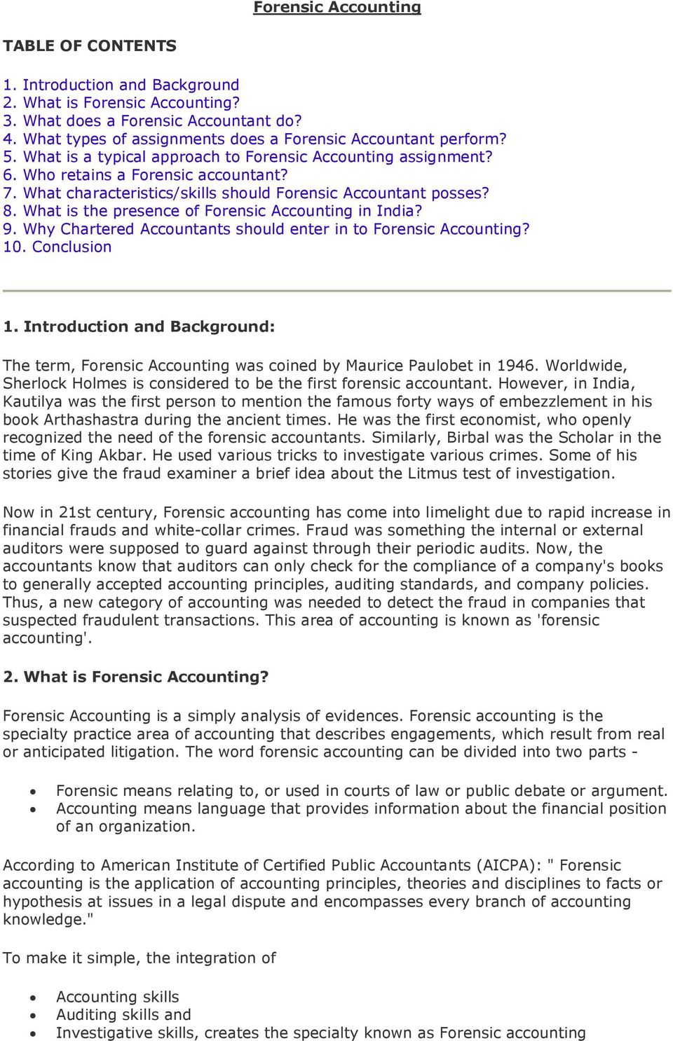 forensic accountant resume sample accounting waiver of liability