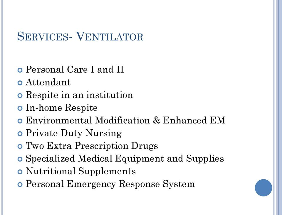 Private Duty Nursing Two Extra Prescription Drugs Specialized Medical