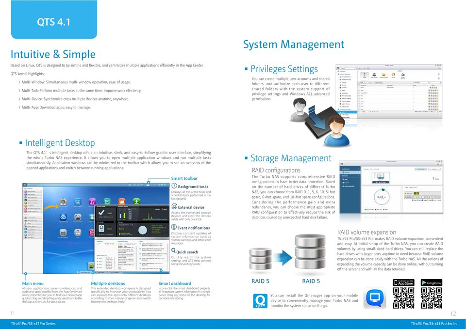 Multi-Device: Synchronize cross multiple devices anytime, anywhere.