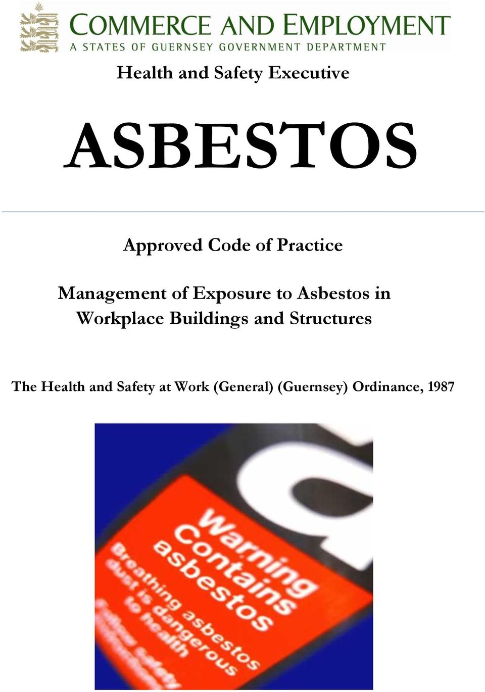 Workplace Buildings and Structures The Health and