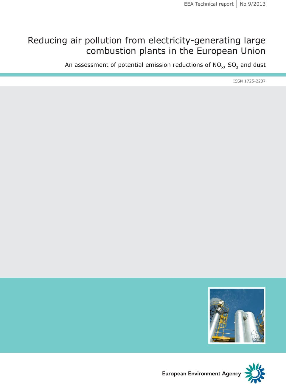 combustion plants in the European Union An