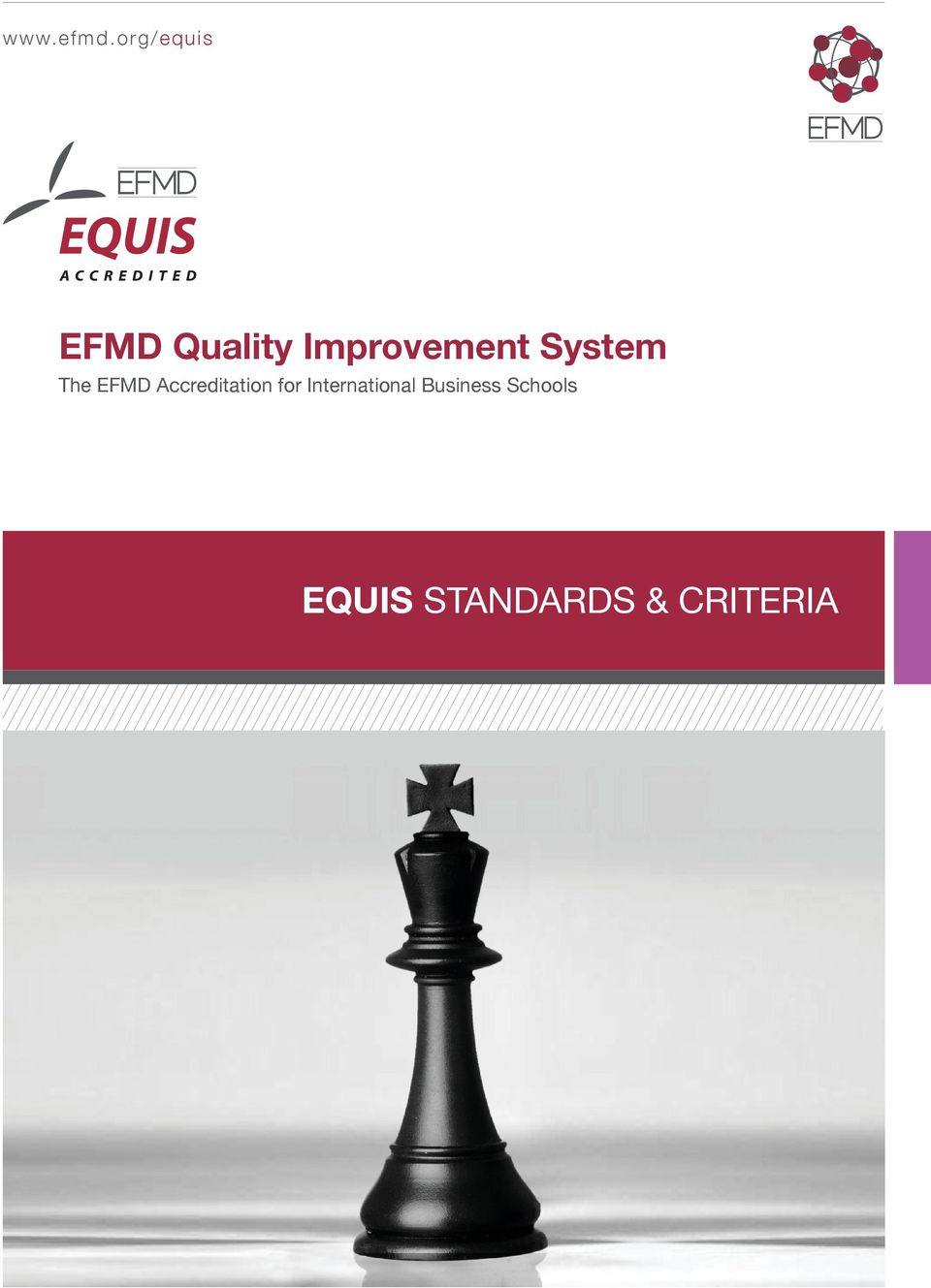 Improvement System The EFMD