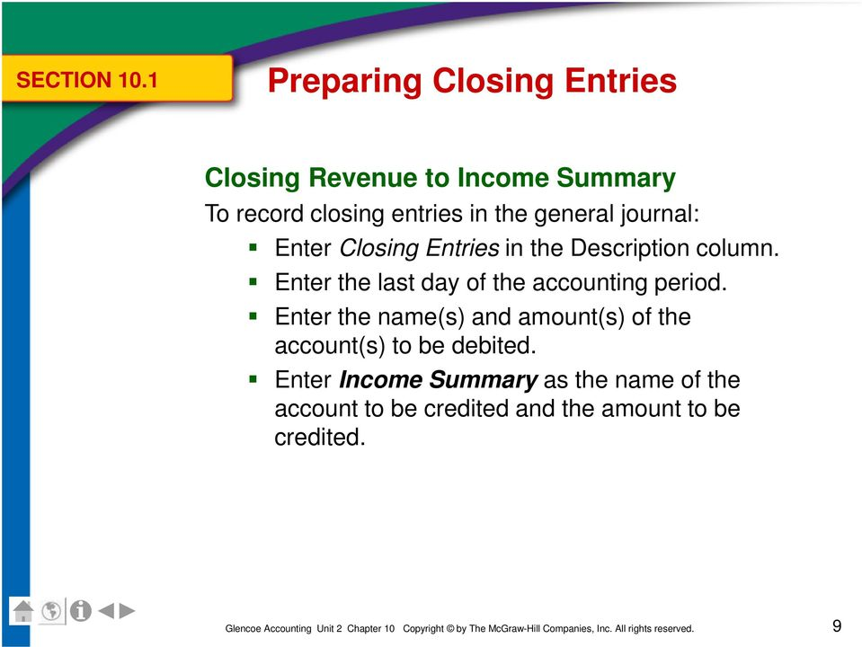 Unit 2 The Basic Accounting Cycle Pdf