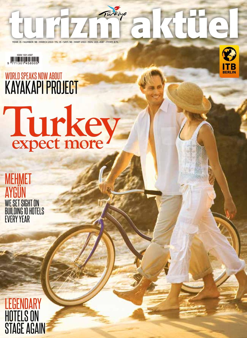 TL WORLD SPEAKS NOW ABOUT KAYAKAPI PROJECT Turkey expect